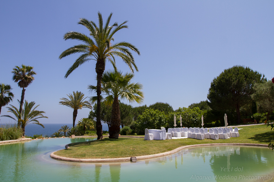 Vila Vita Park Algarve wedding venue 11