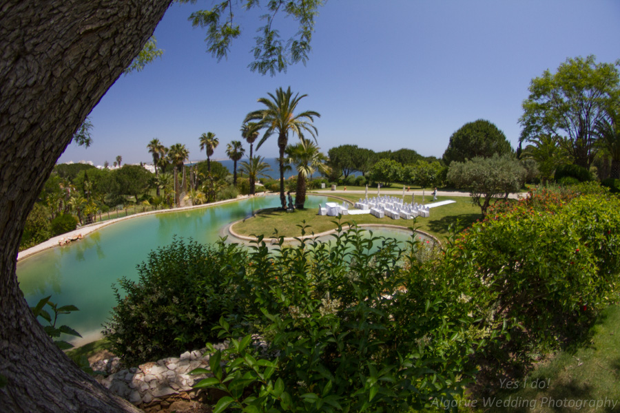 Vila Vita Park Algarve wedding venue 15