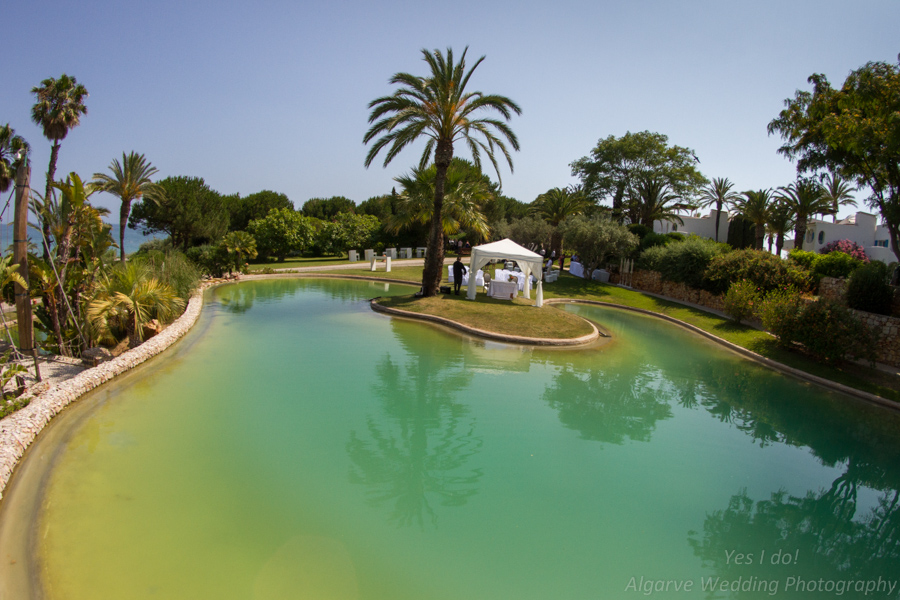 Vila Vita Park Algarve wedding venue 21