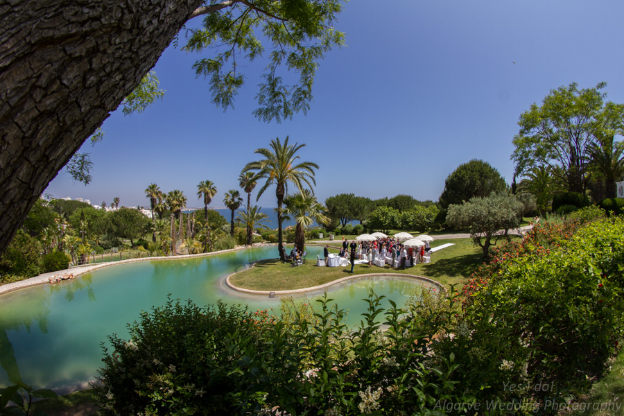 Vila Vita Park Algarve wedding venue 22