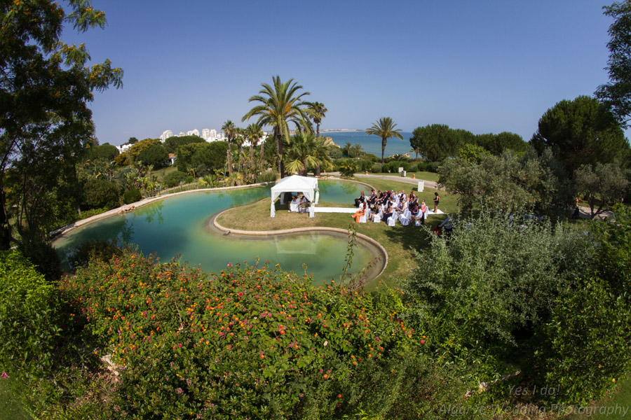 Vila Vita Park Algarve wedding venue 23