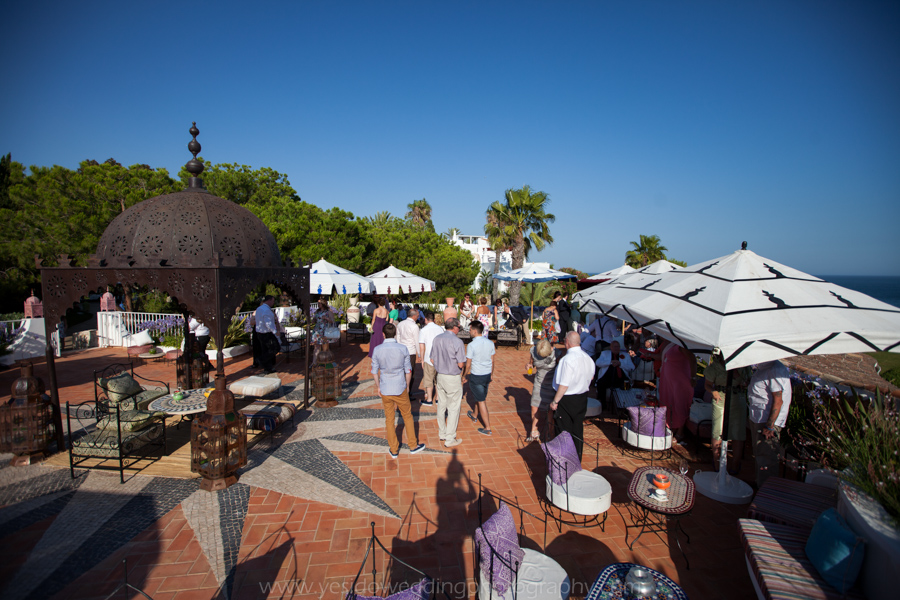 Vila Vita Park Algarve wedding venue 37