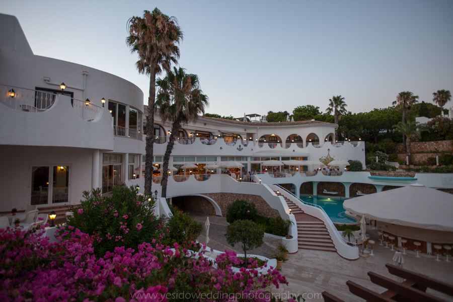 Vila Vita Park Algarve wedding venue 53