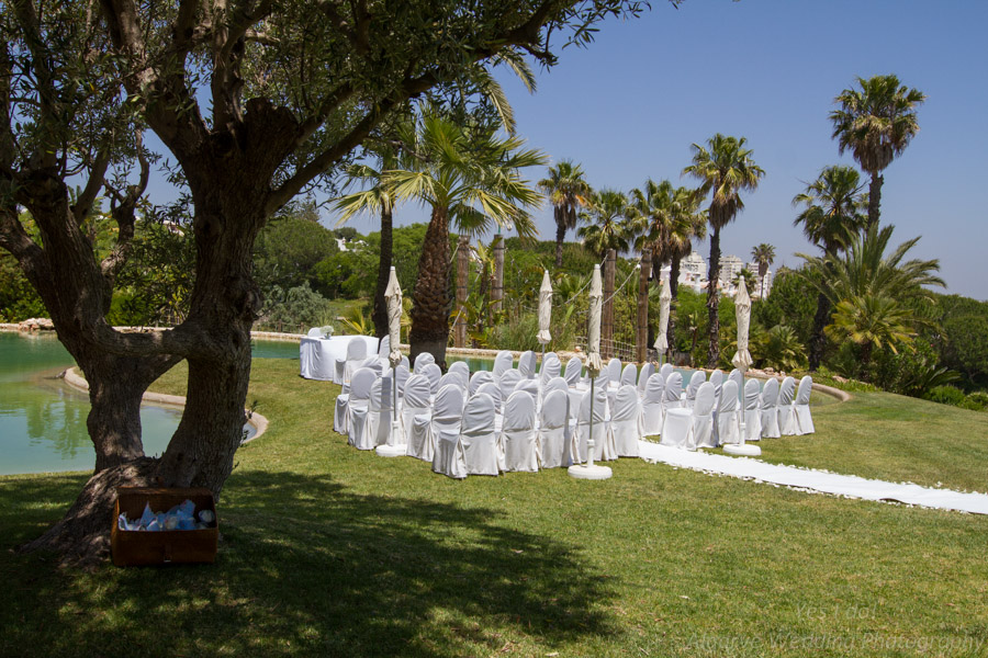 Vila Vita Park Algarve wedding venue 12