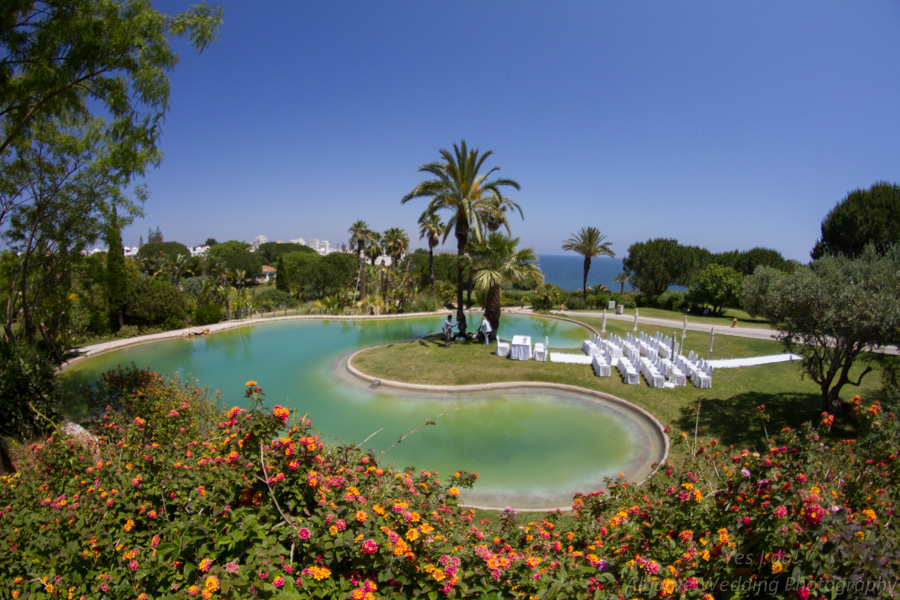 Vila Vita Park Algarve wedding venue 13