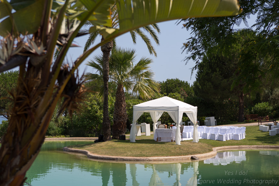 Vila Vita Park Algarve wedding venue 19