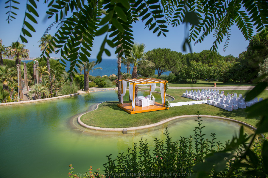 Vila Vita Park Algarve wedding venue 30