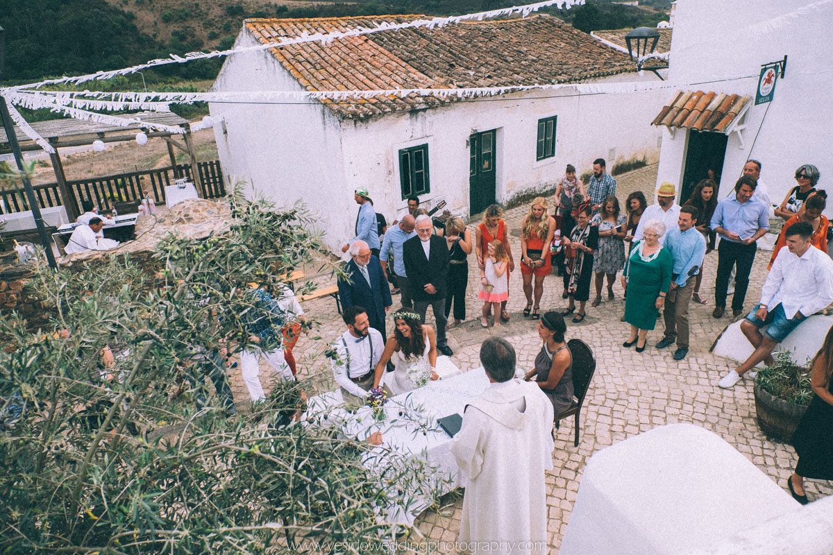 Vintage wedding at Aldeia da Pedralva Algarve 074
