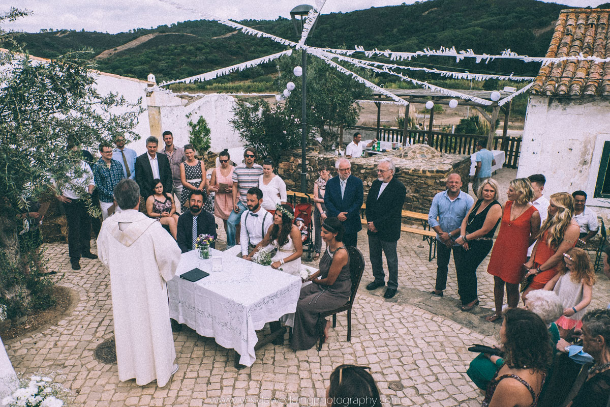 Vintage wedding at Aldeia da Pedralva Algarve 076
