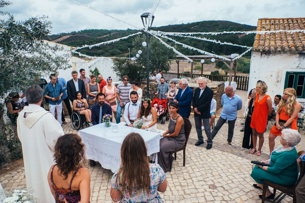Vintage wedding at Aldeia da Pedralva Algarve 093