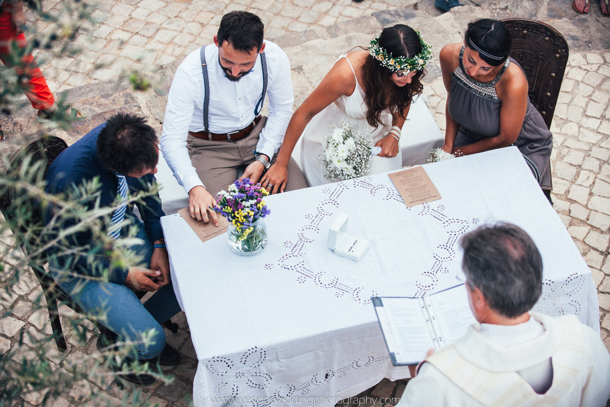 Vintage wedding at Aldeia da Pedralva Algarve 098