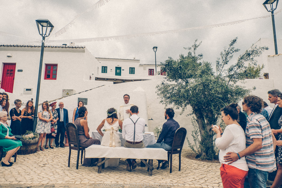 Vintage wedding at Aldeia da Pedralva Algarve 112