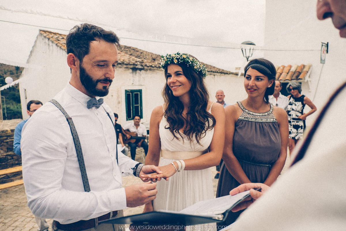 Vintage wedding at Aldeia da Pedralva Algarve 118