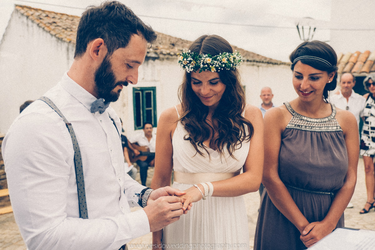 Vintage wedding at Aldeia da Pedralva Algarve 119