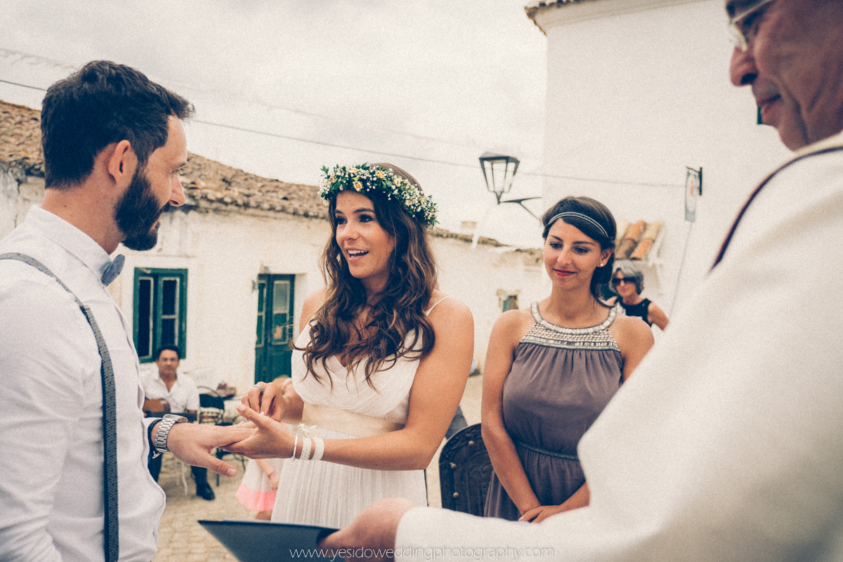 Vintage wedding at Aldeia da Pedralva Algarve 120