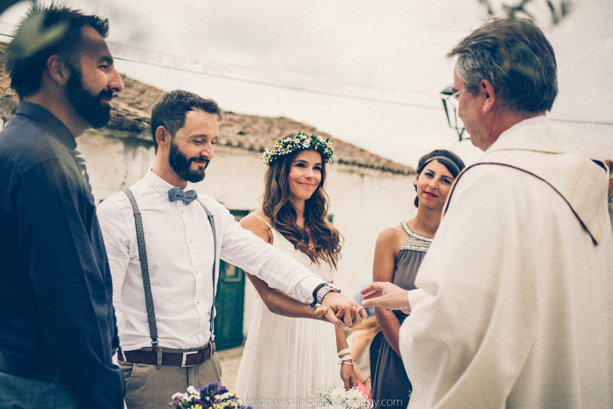 Vintage wedding at Aldeia da Pedralva Algarve 122