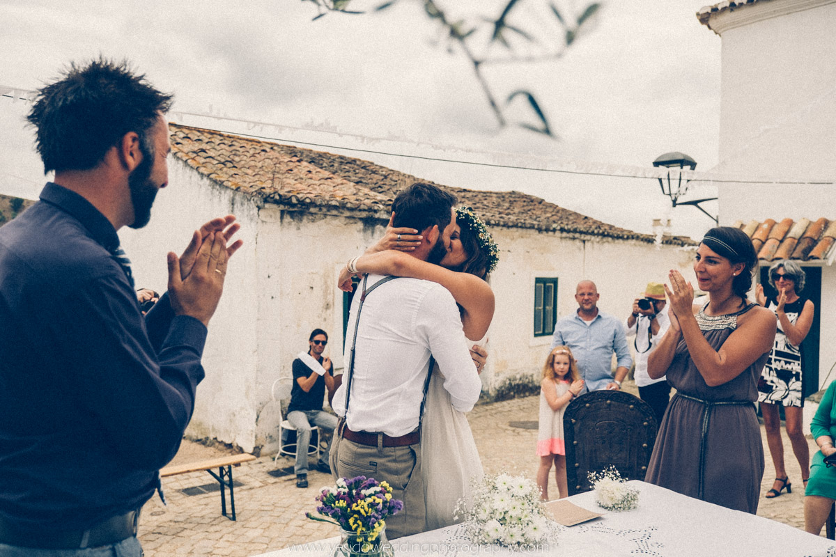 Vintage wedding at Aldeia da Pedralva Algarve 125