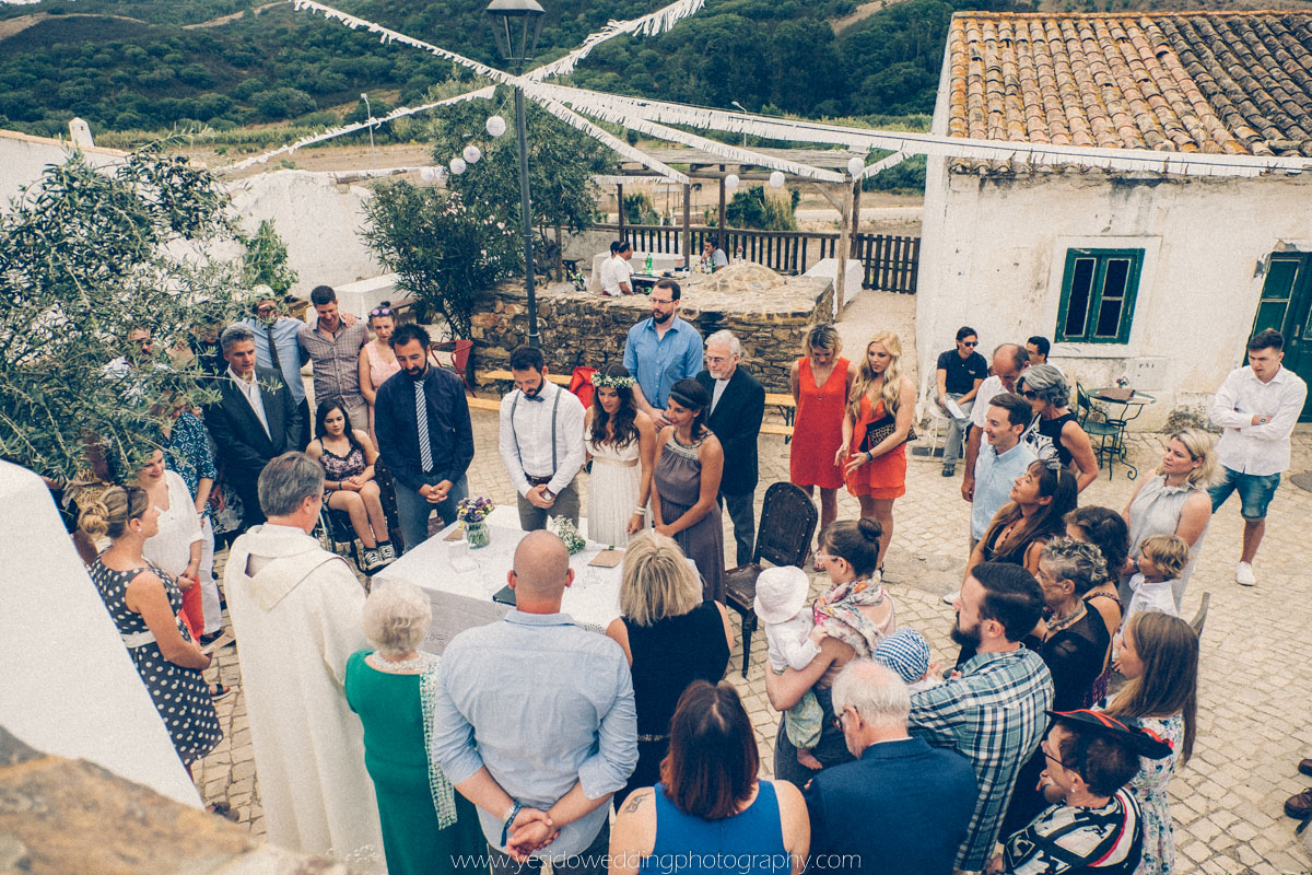 Vintage wedding at Aldeia da Pedralva Algarve 130