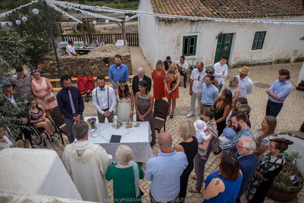 Vintage wedding at Aldeia da Pedralva Algarve 133