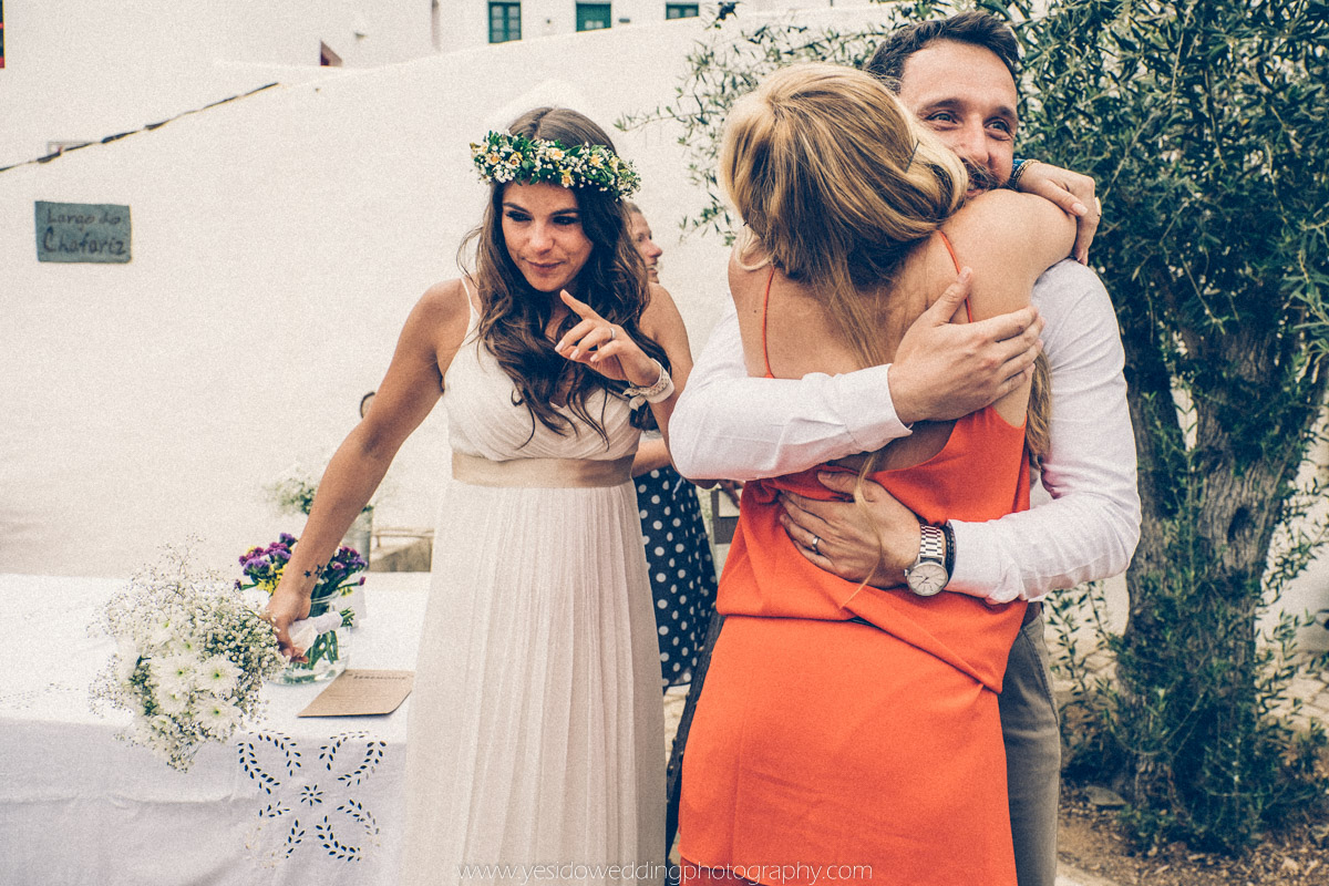 Vintage wedding at Aldeia da Pedralva Algarve 140