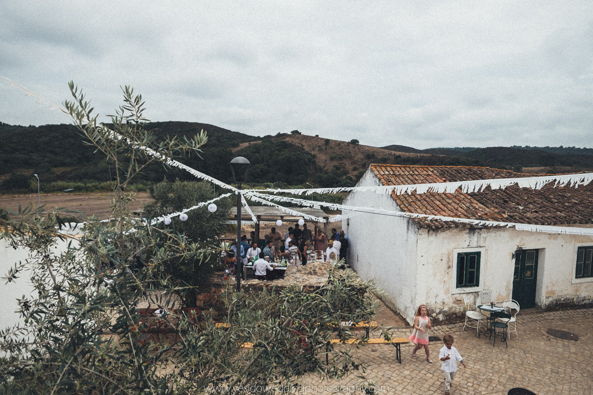 Vintage wedding at Aldeia da Pedralva Algarve 160