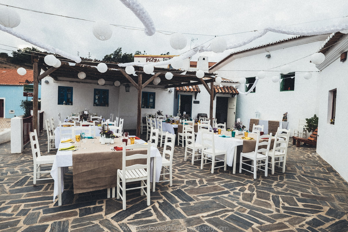 Vintage wedding at Aldeia da Pedralva Algarve 169