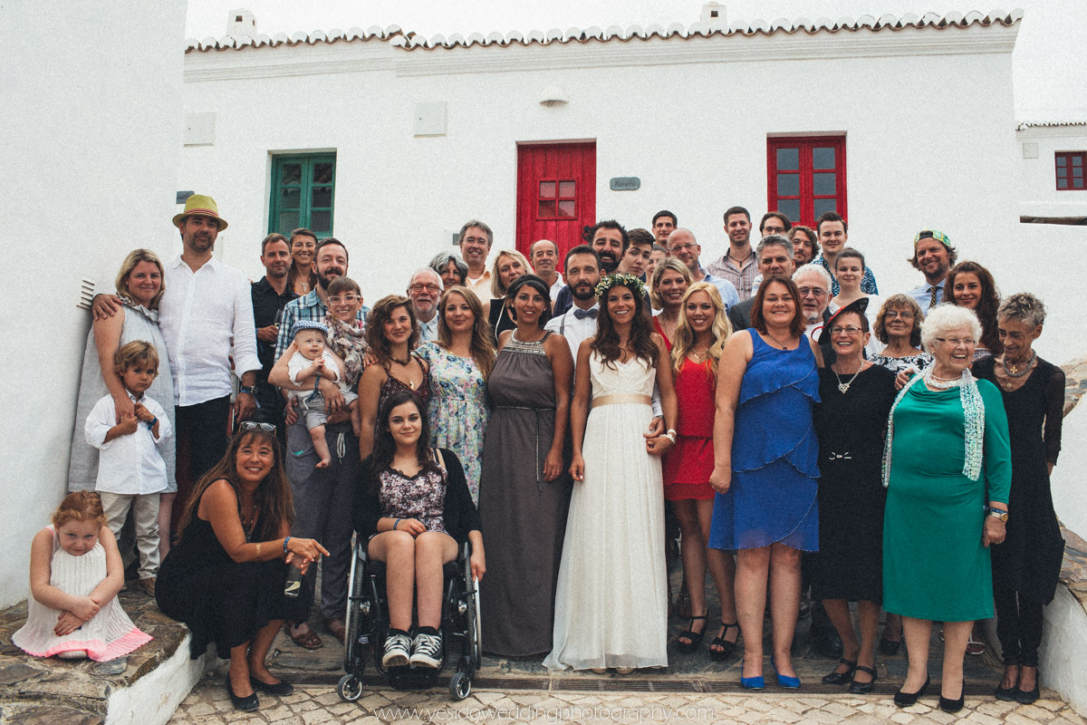 Vintage wedding at Aldeia da Pedralva Algarve 173