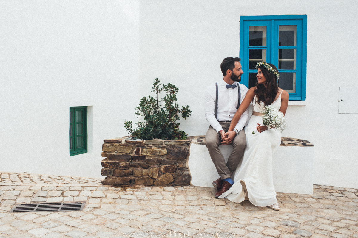Vintage wedding at Aldeia da Pedralva Algarve 182