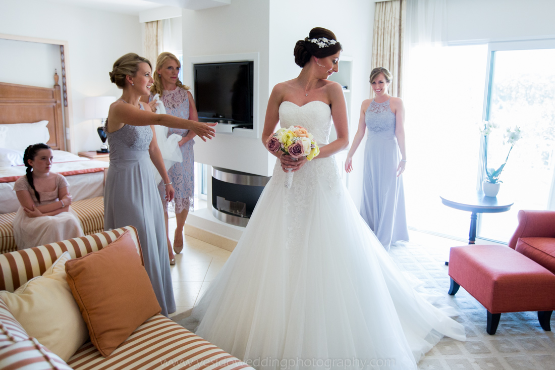Sarah Aaron wedding Vila Vita algarve 21