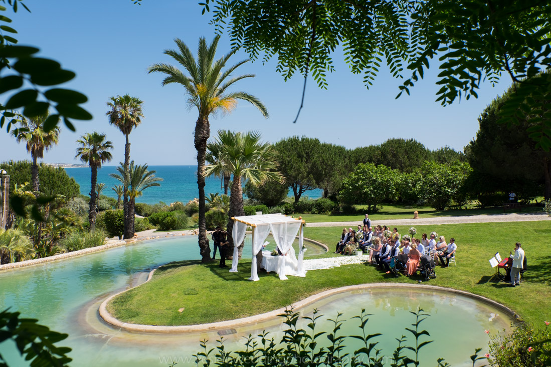 Sarah Aaron wedding Vila Vita algarve 47